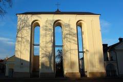 Święty Peter i Paul katedra w Lutsk, Ukraina fotografia royalty free
