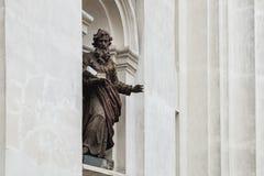 Święty Peter i Paul katedra w Lutsk, Ukraina obrazy royalty free