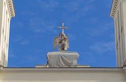 Święty Peter i Pavel obraz royalty free
