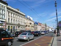 Święty - Petersburg Obrazy Royalty Free