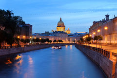 Święty Petersburg, Rosja Obrazy Royalty Free