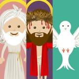 Święty projekt royalty ilustracja