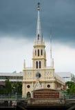 Święty Różańcowy kościół Fotografia Royalty Free