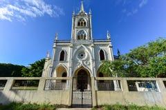 Święty serce Jezusowa parafia - Hawańska, Kuba obraz royalty free