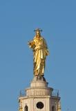 Święty serce Jezusowa statua Zdjęcie Royalty Free