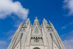 Święty serce Jezusowy kościół, Barcelona Fotografia Royalty Free