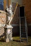 Święty statua Zdjęcie Royalty Free