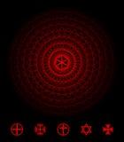 Święty symbol Zdjęcie Stock