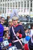 Święty tydzień Malaga Semana Santa Malaga Obrazy Royalty Free
