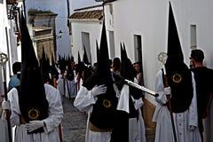 Święty tydzień w Carmona 7 Zdjęcia Royalty Free
