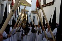 Święty tydzień w Carmona 32 Obraz Royalty Free