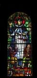 Święty Yves, święty Ivo Kermartin Obrazy Stock