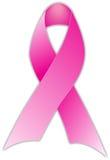 świadomość nowotwór piersi Zdjęcia Royalty Free