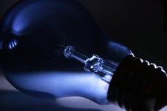 światła żarówki Fotografia Royalty Free