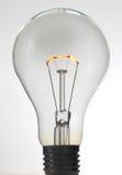 światła żarówki Zdjęcie Stock