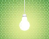 światła żarówki Obraz Stock