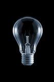 światła żarówki Obrazy Royalty Free