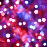 światła Zdjęcie Stock