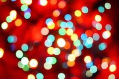 światła barwiony przyjęcie Zdjęcie Royalty Free