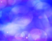 Światła na background Fotografia Stock