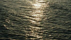 Światła słonecznego morze zdjęcie wideo
