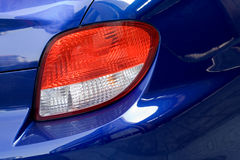 światła samochodu Fotografia Royalty Free