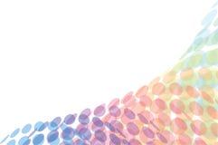 światła tła abstrakcyjne Zdjęcia Royalty Free