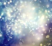 światła tła abstrakcyjne Zdjęcie Royalty Free