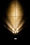 światła tła abstrakcyjne Fotografia Stock