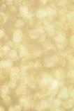 Światła tło abstrakcjonistyczny złoty tło Obraz Stock