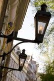 światła uliczne Zdjęcia Royalty Free