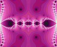 Światło form kolorowy fractal ilustracja wektor