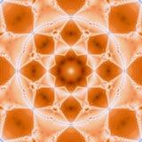Światło form kolorowy fractal royalty ilustracja