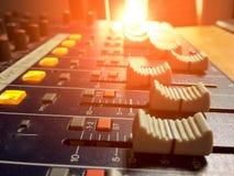 Światło, kolor, głos sen Zdjęcie Stock