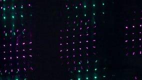 Światło Laseru Zamazuje Abstrakcjonistycznego Bokeh tło ilustracji