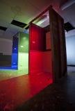 światło malujący pokój Obrazy Royalty Free