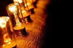 Światło od drewna obrazy royalty free