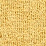 Światło - pomarańczowa ręcznikowa tekstura Bezszwowa tekstura, światło - pomarańczowy ręcznik, miękka drzemka Zdjęcie Royalty Free
