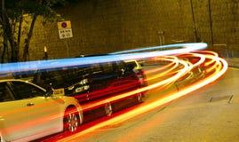 Światło prędkość Obrazy Stock