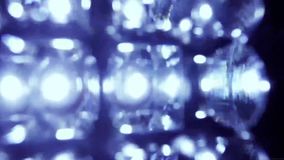 Światło przepuszcza element zbiory wideo