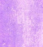 Światło - purpurowa betonowa ściana Obrazy Royalty Free