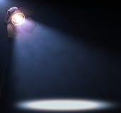 Światło reflektorów fotografia royalty free