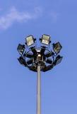Światło reflektorów Zdjęcie Royalty Free