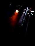 światło reflektorów scena Obraz Royalty Free