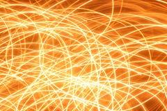 światło ruch Obraz Stock