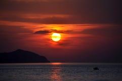 światło słoneczne Zdjęcia Stock