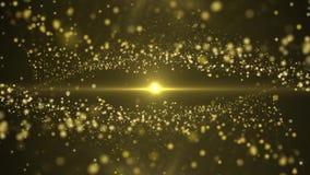?wiat?o s?oneczne promienie i glosa cz?steczek galaxies royalty ilustracja