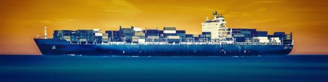 Światło słoneczne statek zdjęcie stock