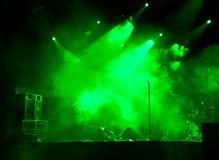 światło scena Zdjęcia Stock