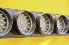 Światło symbole Zdjęcia Stock